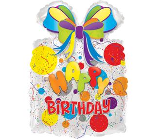 "26"" Happy Birthday Day Gift Balloons"