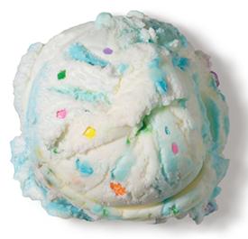 Blue Bunny Birthday Cake
