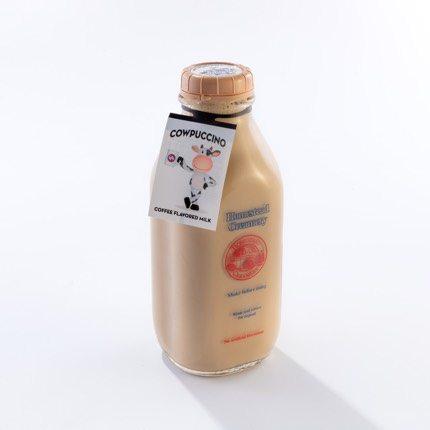 Homestead Creamery Cowpuccino Milk
