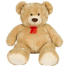 "48"" Jumbo Beige Bear Package: Available for Delivery February 11th - 15th"