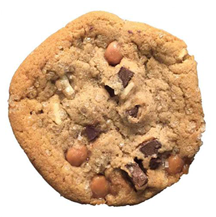 Limited Edition: Salted Caramel Chocolate Chunk
