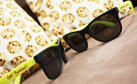 Campus Cookies 'Get Baked' Sunglasses