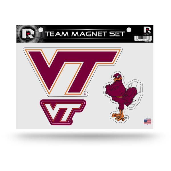 Virginia Tech Team Magnet Sheet