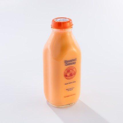 Homestead Creamery Orange Cream Milk