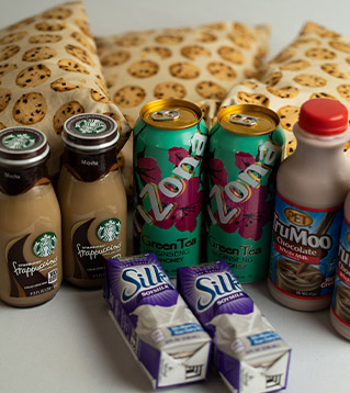Milk and Beverages!